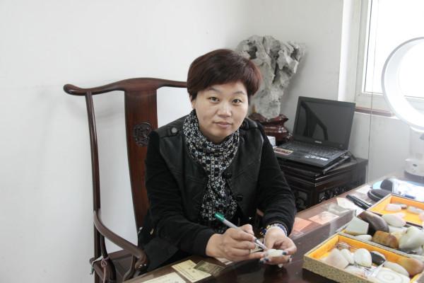 张安琪玉雕工作室